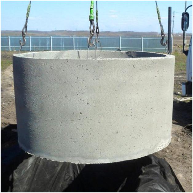 чем обработать бетонное кольцо