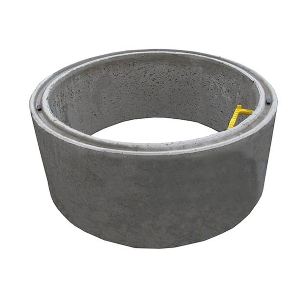 железобетонные кольца с замком