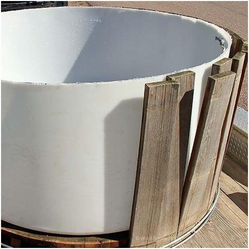 бетонные колодезные кольца