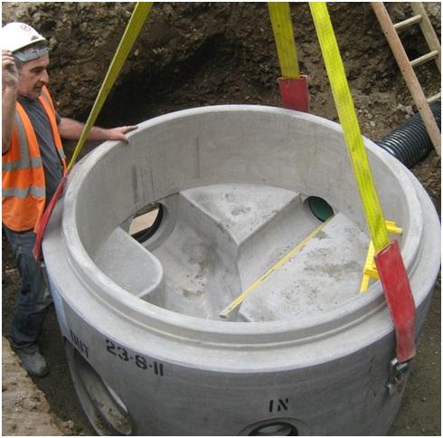 Ремонт колодязя з бетонних кілець